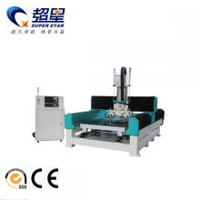 CXS Flat and Column Stone Engraving Machine